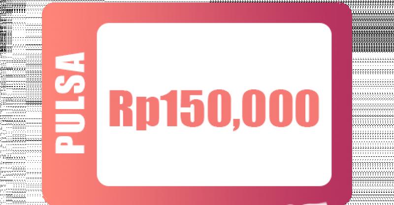 Pulsa (150.000)